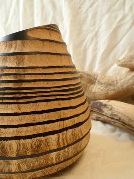 vasi di legno vasi di legno di mango modello quot etna quot easy