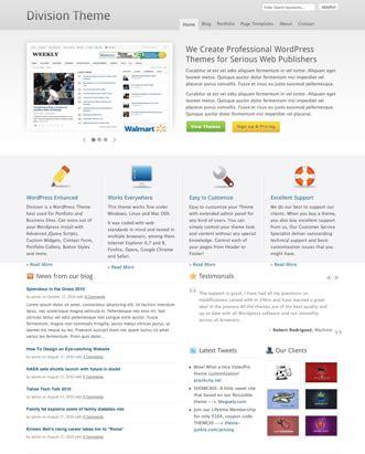 theme junkie division premium wordpress themes