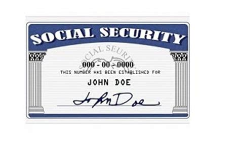 Search By Social Security Number What Is Social Security Number Ssn Importance Identity Theft