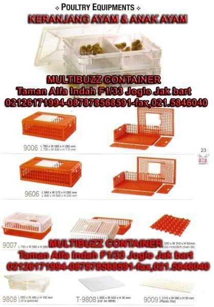Keranjang Ayam Bekas keranjang container plastik industri laundry garment