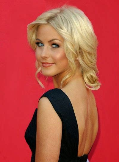 how to curl hair like julianne hough hairstyles 2014 8 prom hairstyles for medium length hair 2014