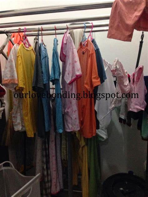 Sidai Baju In tips elakkan bau quot masam quot baju apabila sidai dalam rumah ourlovebonding