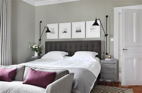 gray colors for bedrooms the best gray paint colors interior designers