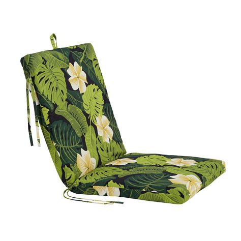 Patio Chair Cushions Seat And Back Essential Garden Dauphin Replacement Seat And Back Cushion