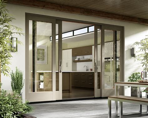 wood sliding patio doors sliding wood patio doors milgard sliding patio doors