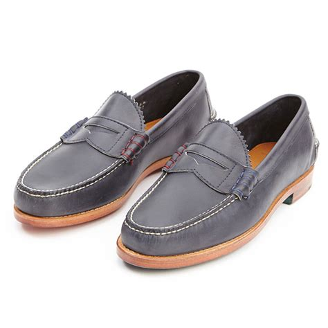 rancourt beefroll loafer band of outsiders x rancourt beefroll loafer