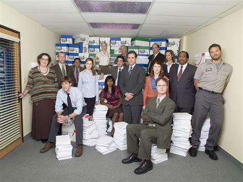 When Did The Office Start by Cast Of The Office The Office Photo 34565 Fanpop