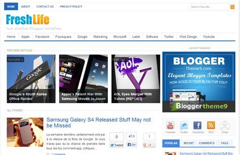 download template wordpress untuk blogger