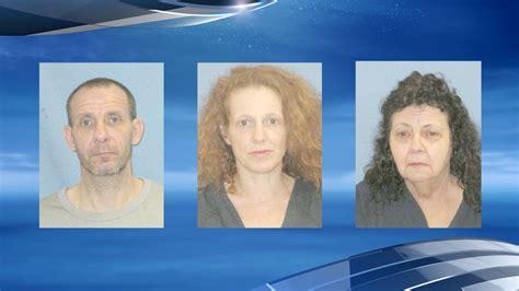 Pulaski County Warrant Search Pulaski County Search Warrant Yields Three Arrests Katv