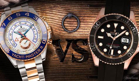 Rolex Yatch Master 2 rolex yacht master vs yacht master ii which is better