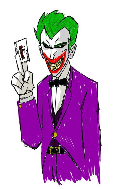 the joker colors the joker colors by jedikaputski on deviantart