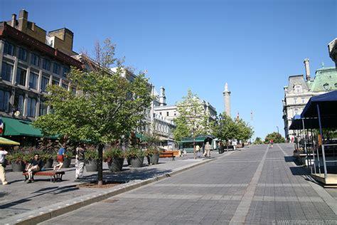 place jacques cartier montreal