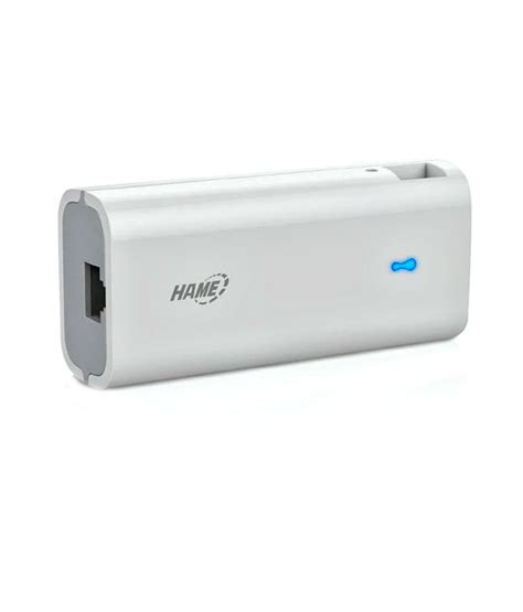 Router Hame Hame R1 3g Wifi Router Built In 4400mah Power Bank Buy