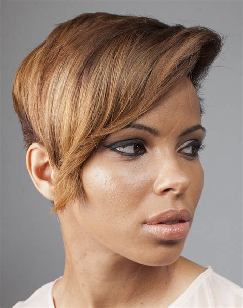 loreal hairstyles for women loreal short hair pictures a short blonde hairstyle from