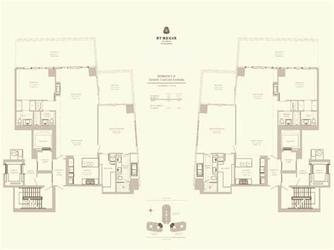 st regis floor plan st regis bal harbour condos for sale and rent bogatov realty
