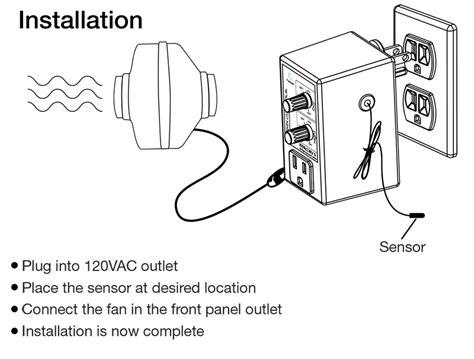 day fan speed controller titan controls mercury 3 day fan speed controller