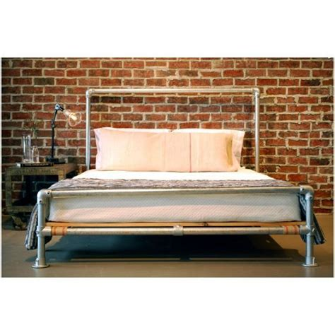 pipe bed best 25 pipe bed ideas on pinterest