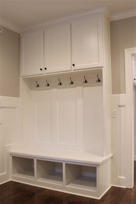 pictures of mudroom benches mud room boot bench traditional entry kansas city by mack colt homes inc