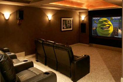 home cinema lighting design home theater lighting details toronto home theater