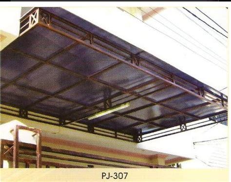 Jual Sho Metal Palembang canopy besi tempa bengkel las baja stainless steel di