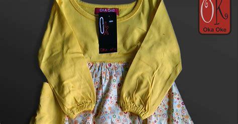 Gamis Anak Oka Oke Terbaru gambar baju gamis model terbaru produk konveksi oka oke