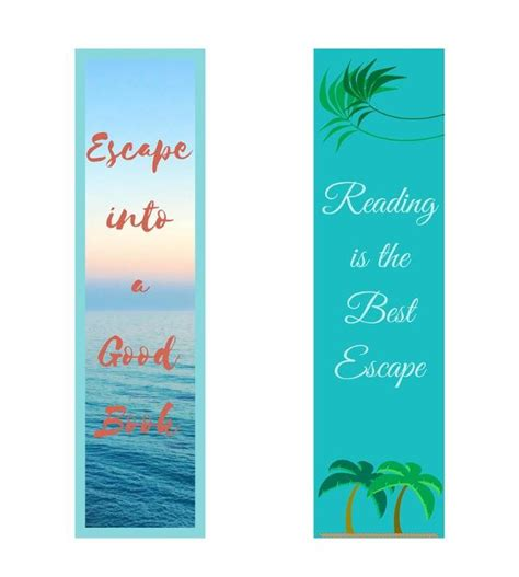 printable good reader bookmarks escape into a good book free printable bookmarks
