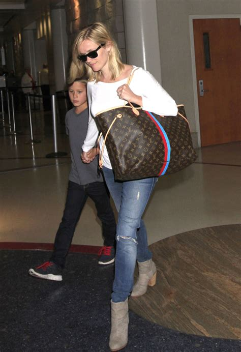 Hayden Panettieres Linea Pelle Large Speedy Tote by Don T Leave Home Without It And Their Louis