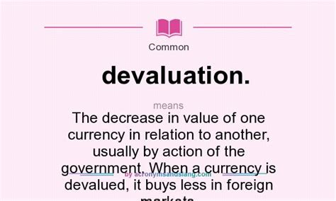 4 colors that decrease the value of your home simplemost what does devaluation mean definition of devaluation