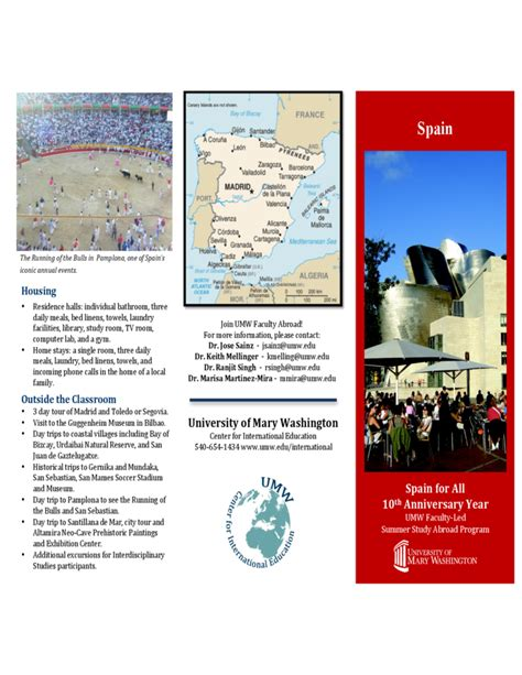 Notre Dame Mba Brochure by Sle Spain Brochure Free