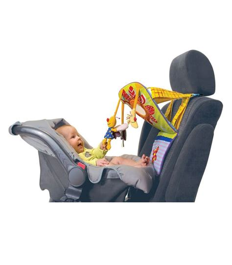 baby car seat activity newborn baby toys activity new taf toys baby infant car