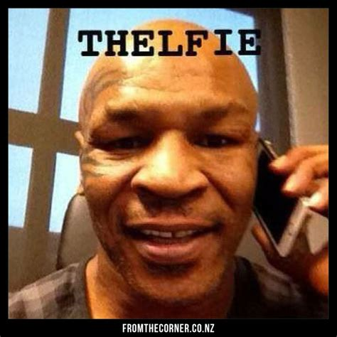 Funny Mike Tyson Memes - selfie from mike tyson funny pic from the boxing legend