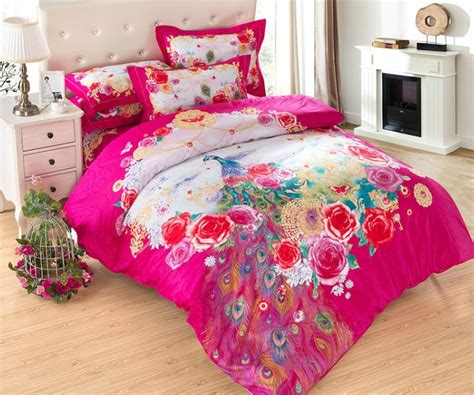 peacock comforter set buy wholesale peacock comforter set from china