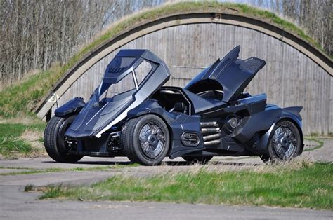 Batman Lamborghini Lamborghini Turned Into Batmobile Photos Business Insider