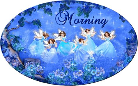 wallpaper peri biru good morning gifs animated messages
