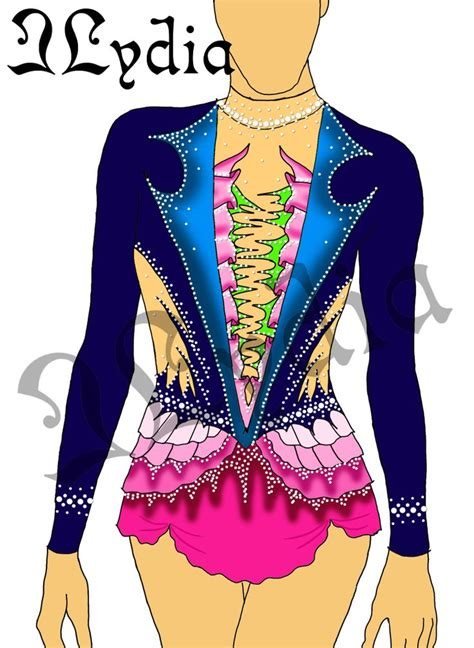 design competition leotards competition rhythmic gymnastic leotards design magician