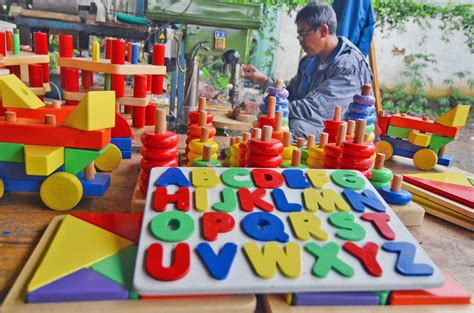 Permainan Anak Edukatif perajin permainan edukatif anak