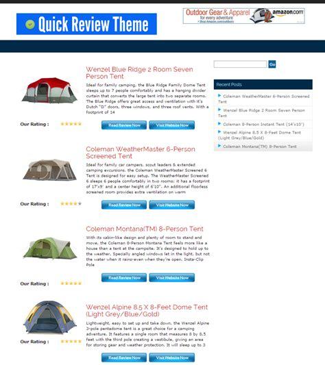 xenon wordpress theme review quick review wordpress theme wp marketer tools
