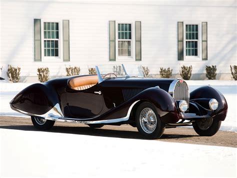 Vintage Car Types by 1937 Bugatti Type 57c Roadster Maintenance Restoration Of