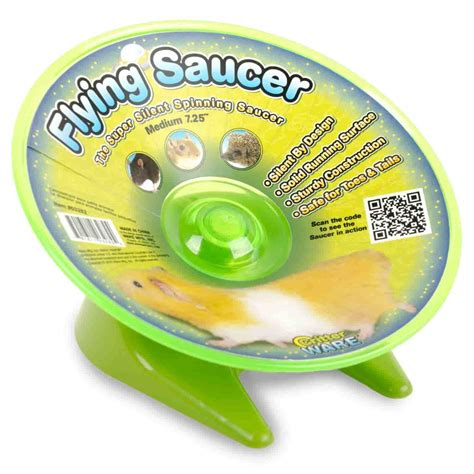 Flying Saucer Hamster hamster cages and accessories besthamstercage