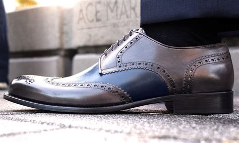 Handcrafted Shoes - handcrafted dress shoes for an price valet