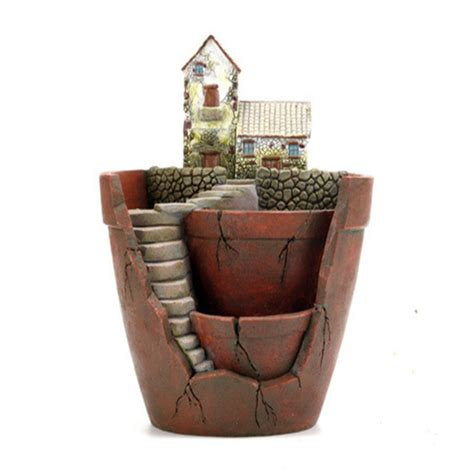 buy garden pots aliexpress buy flower pots garden planters resin creative