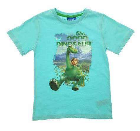 T Shirt The Dinosaurs Arlo Spot boys disney the dinosaur arlo spot t shirt sleeve cotton top size ebay