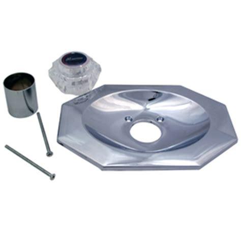 shop pfister chrome tub shower trim kit at lowes