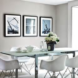 Cool grey dining room dining room decorating ideas ideal home