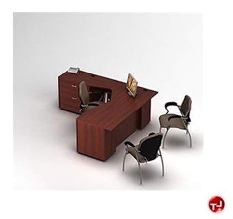 Zira Office Desk The Office Leader Global Zira Series Laminate