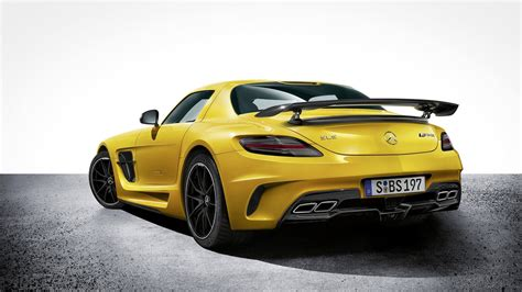 mercedes vehicles car wallpapers yellow mercedes sls amg vehicles wallpapers