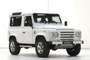 startech land rover defender 90 yachting
