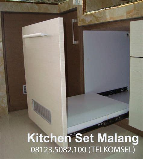 jasa kitchen set malang jasa pembuatan kitchen set