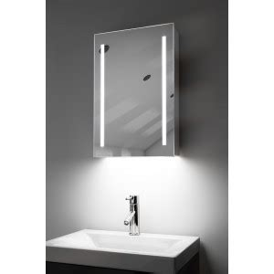 bathroom ambient lighting calais demister bathroom cabinet with ambient under lighting bathroom mirror