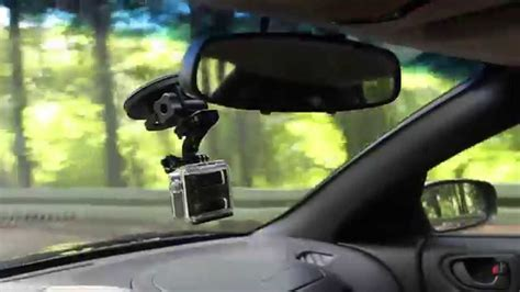 gopro as using a gopro as a dash